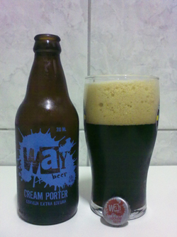 Way Beer Cream Porter