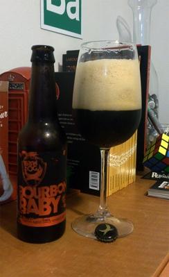 brewdog bourbon baby