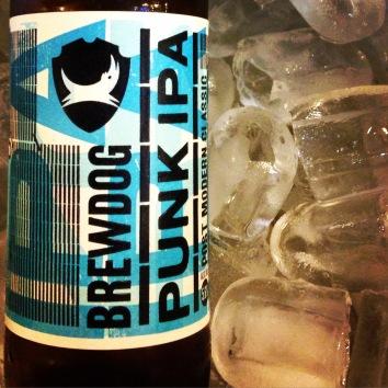 Brewdog Punk IPA 01